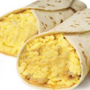 Egg & Cheese (Wrap)